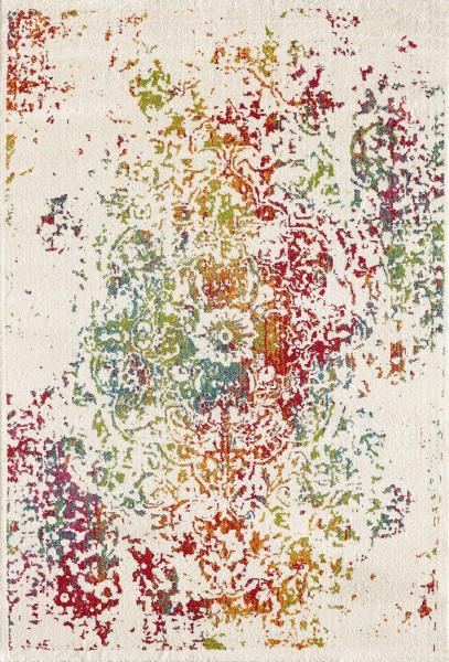 Teppich VINTAGE weiß 1607