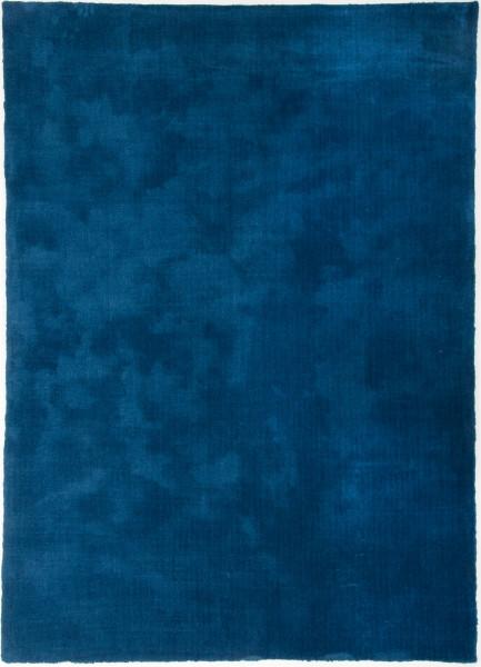 Teppich Soft Touch dunkelblau