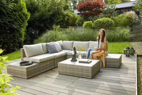 Lounge Outdoor Branco