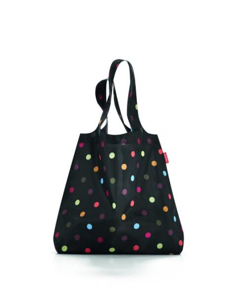 mini maxi shopper - dots