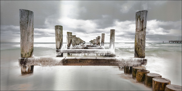 Magic Beach (BHT 200x100x1,1 cm)