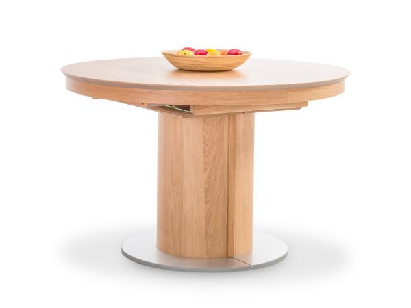 Esstisch rund - ausziehbar