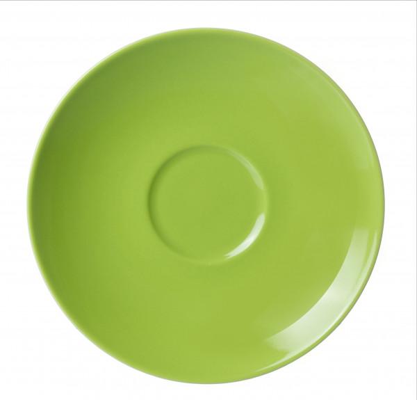 Kaffee Untere Doppio grün (D 16 cm)