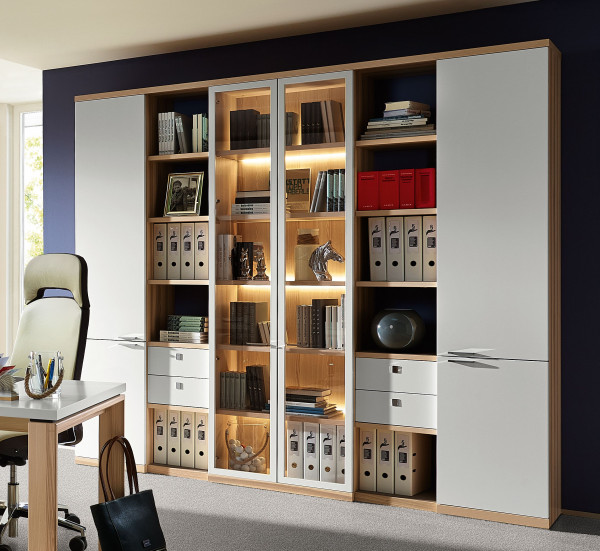 Schrankkombi. Living Office