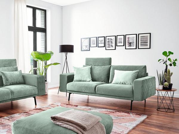 Sofa 2 Sitzer MONDO Biala