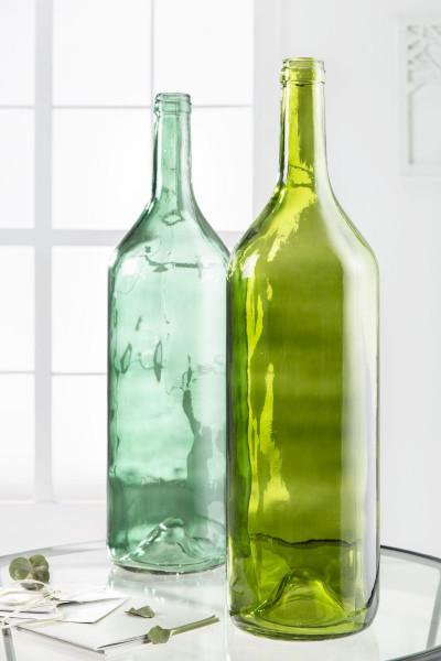 FLaschenvase grün