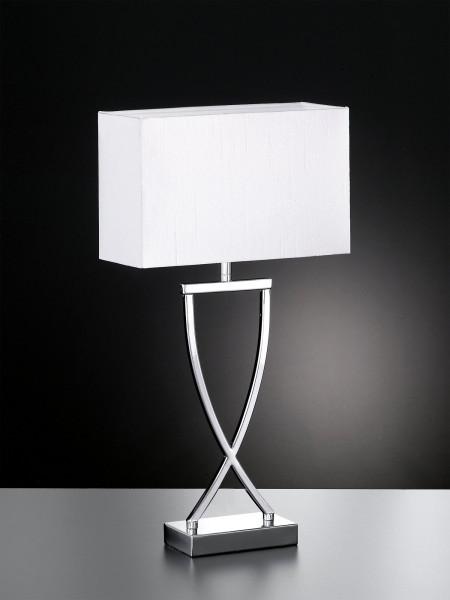 Tischleuchte (H 51 cm)