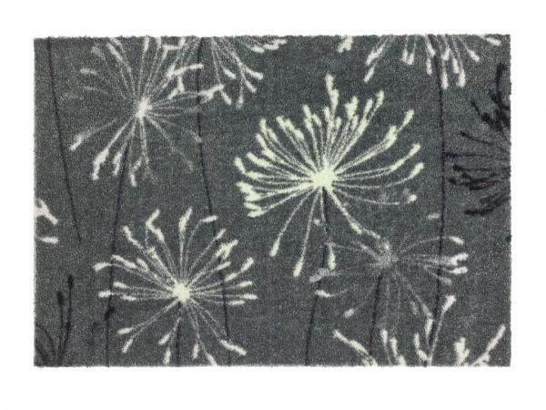 Teppich Manhattan grau-mint