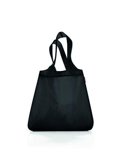 mini maxi Shopper - black
