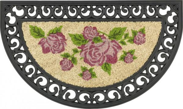 Fußmatte Coco Relief (LBH 75x45x0,12 cm)