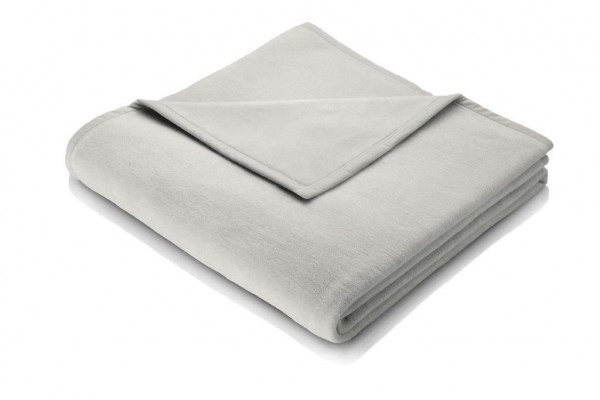 Decke Cotton Home silber