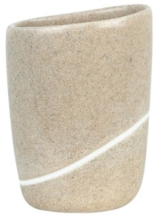 Zahnputzbecher ETNA sand