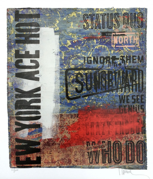 Kunstdruck Ace (BH 60x80 cm)