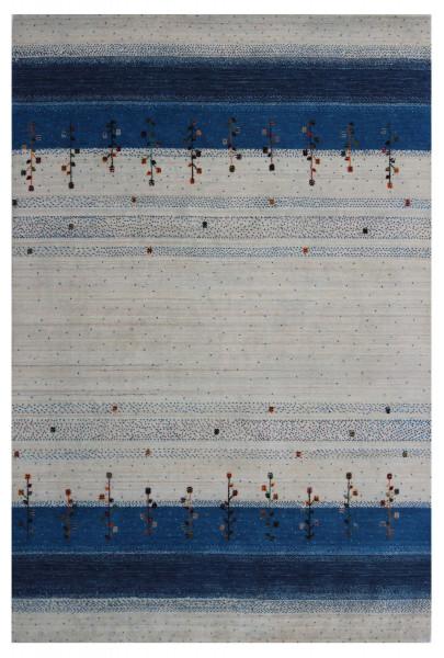 Teppich LORI LOOM blau