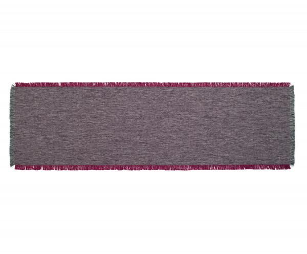 Tischläufer DAWSON beere (BL 40x140 cm)