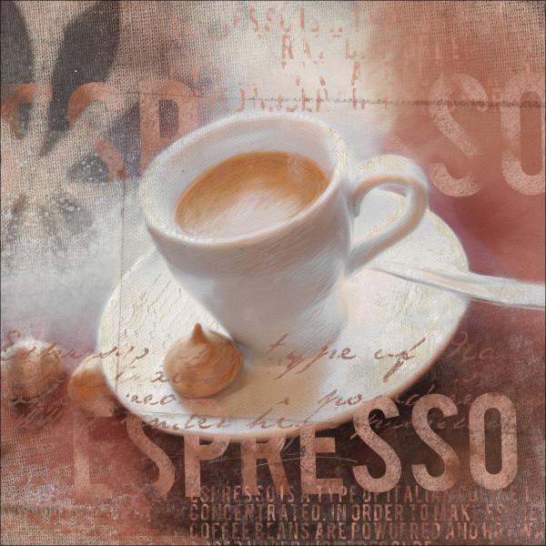 Keilrahmenbild COFFEE CULTURE