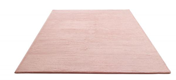 Teppich PLUSH rosa