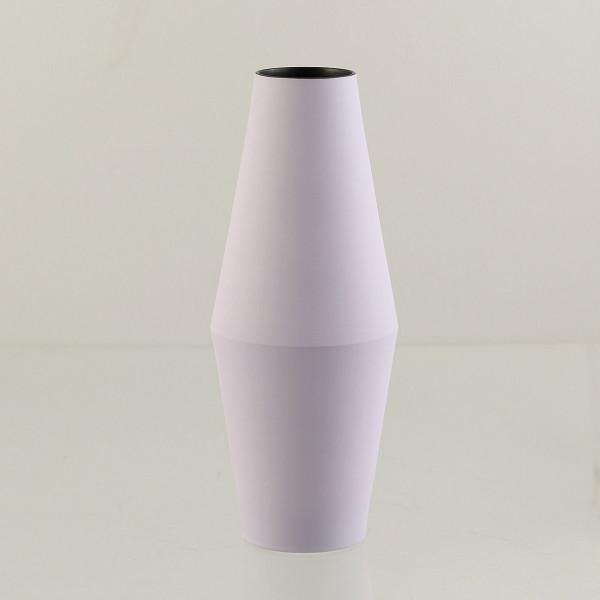 Vase blau/grau