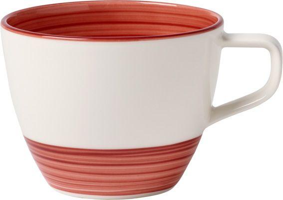 Kaffeetasse rouge