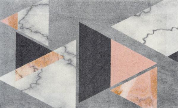Fußmatte Velvet Marble