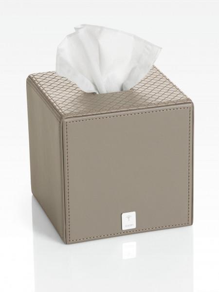 Papiertuchbox JOOP! BATHLINE (BHT 13,3x13,3x13,3 cm) (BHT 13,3x13,3x13,3 cm)