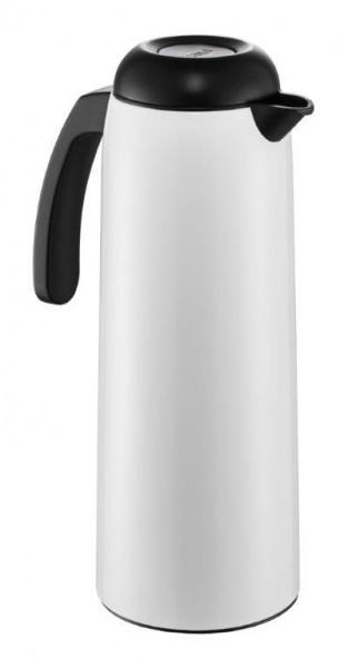 Isolierkanne weiß (DH 11x29,5 cm)