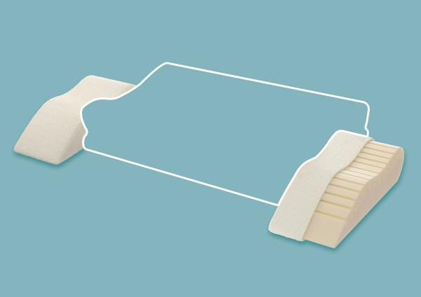 Seitenkissen NECKPROTECT (BL 34x15 cm)
