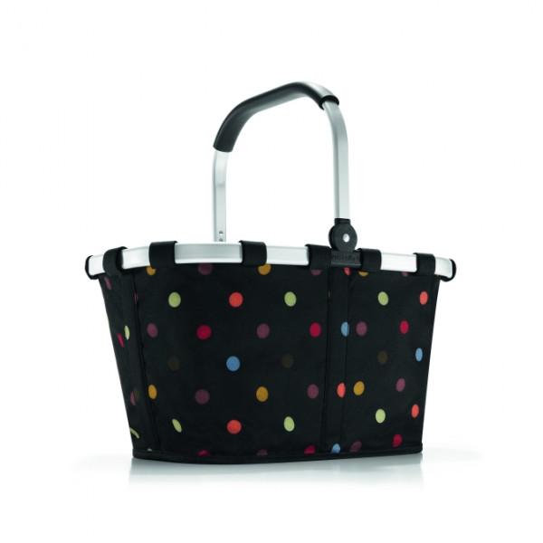 carrybag - dots (BHT 29x48x28 cm)