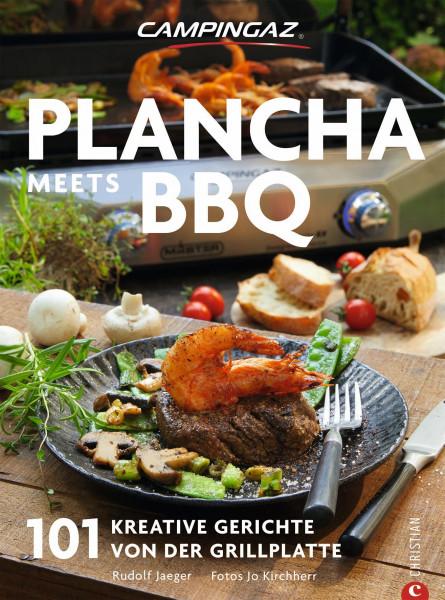 Kochbuch Plancha meets BBQ