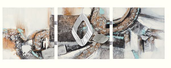 Bild Collage (LB 50x156 cm)