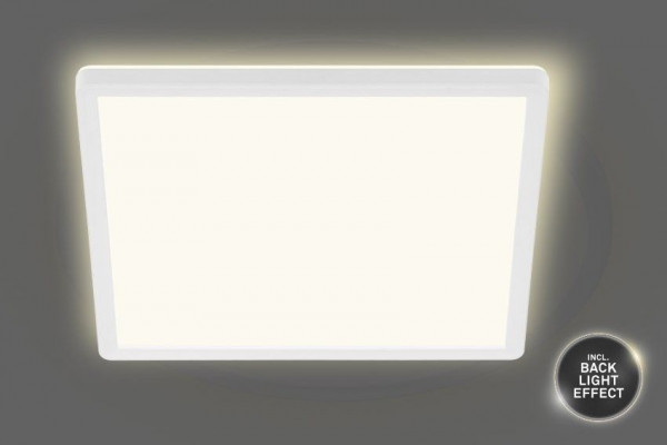 Deckenleuchte ultraflach SLIM