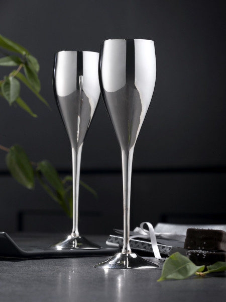 Champagnerglas-Set