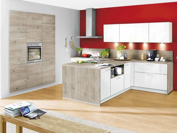 Einbauküche Nolte Lux