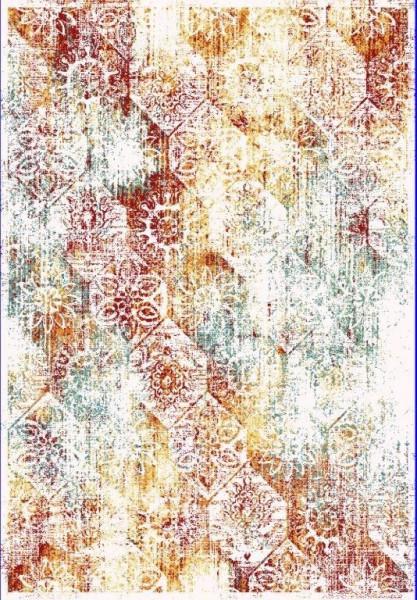 Teppich VINTAGE weiß (BL 160x230 cm)