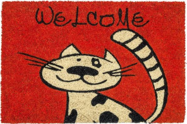 Fußmatte Coco Style (LBH 60x40x0,14 cm)