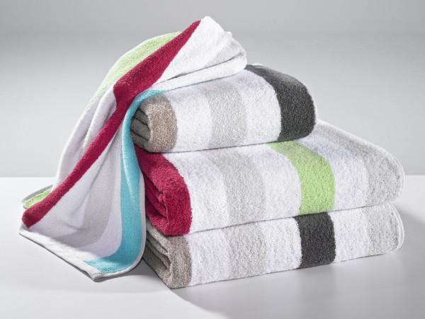 Handtuch Porto Stripes