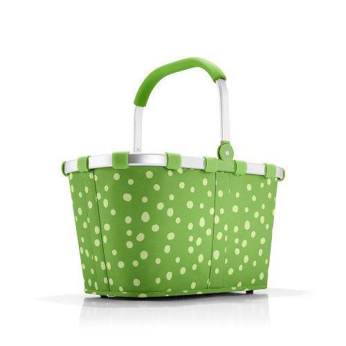 carrybag - spots green