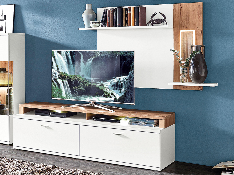 Wandregal Ivory Regale Raumteiler Wohnzimmer Raume Alles