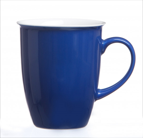 Kaffeebecher Doppio indigoblau