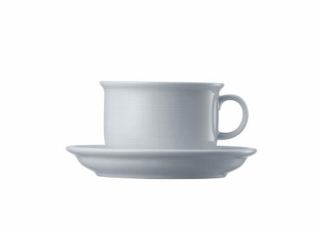 Cappuccinotasse TREND weiß