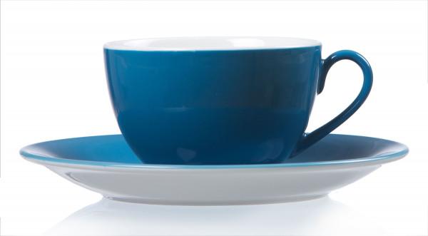 Kaffee Obere Doppio petrol (BHT 10x10x6 cm)