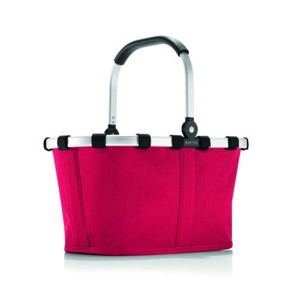 carrybag XS - red (BHT 21x33,5x19,5 cm)
