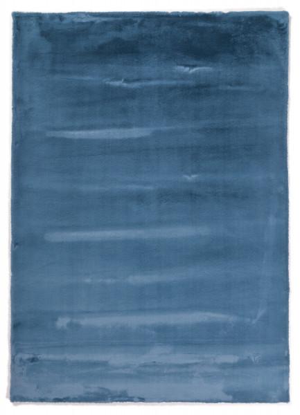 Teppich PLUSH blau