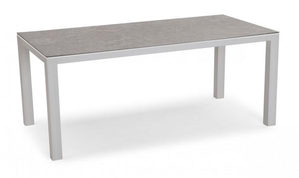Tisch Houston silber/anthrazit