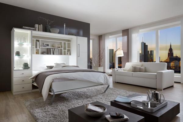 Appartementwand Milano