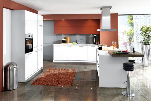 Einbauküche Interline Fabio