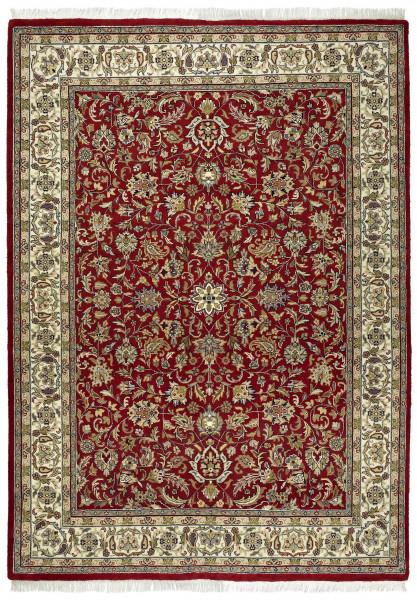 Teppich Benaras Isfahan rot
