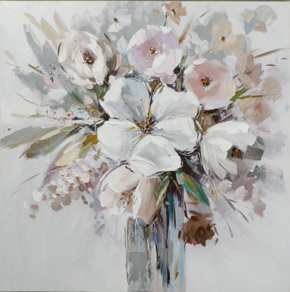 Blumen (LB 80x80 cm)