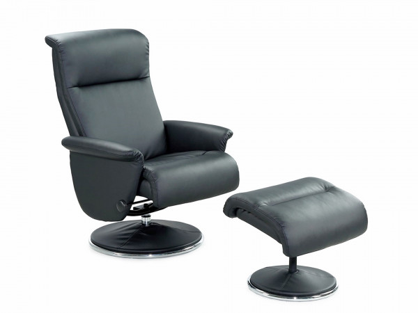 Relax Sessel Ricarda schwarz