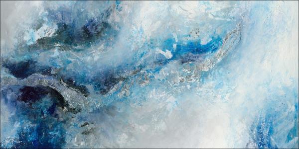 Bild Turquoise I (LB 90x180 cm)